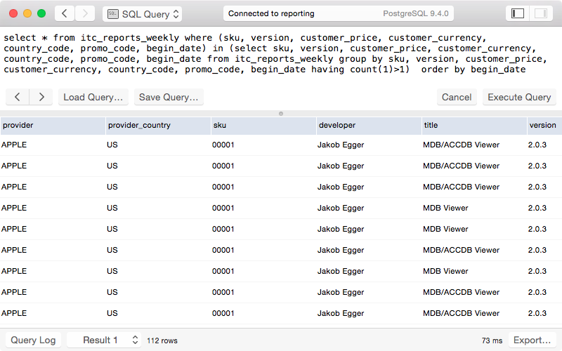 sql-query-view