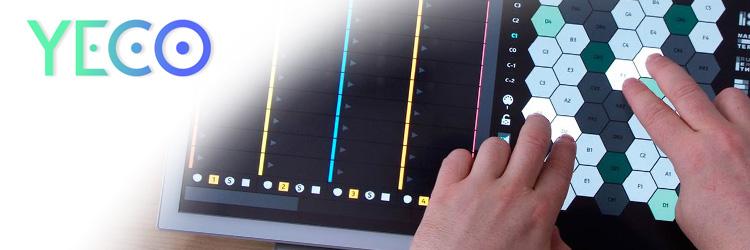Yeco, un controleur Ableton Live pour écrans tactiles
