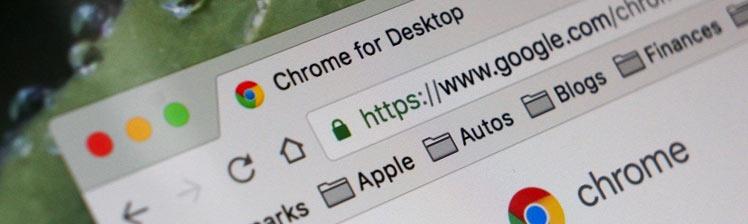 Forcer Chrome en mode clair sous Mac OS